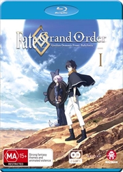 Fate/Grand Order Absolute Demonic Front - Babylonia - Part 1 - Eps 00-11 | Blu-ray