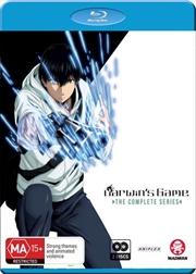 Darwin's Game | Complete Series | Blu-ray