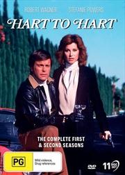 Hart To Hart - Season 1-2 | Collection | DVD