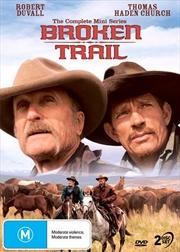 Broken Trail | Mini Series | DVD