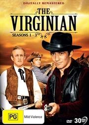 Virginian - Season 1-3, The | DVD