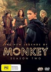 New Legends Of Monkey - Season 2, The | DVD
