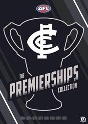 AFL - Carlton | Premierships Collection | DVD