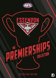 AFL - Essendon | Premierships Collection | DVD