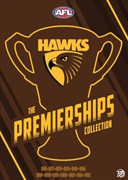 AFL - Hawthorn | Premierships Collection | DVD