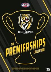 AFL - Richmond | Premierships Collection | DVD