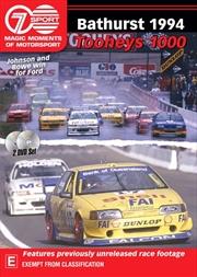 Magic Moments Of Motorsport - 1994 Tooheys 1000 | DVD