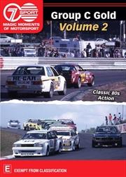 Magic Moments Of Motorsport - Group C Gold - Vol 2 | DVD