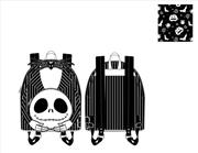 Loungefly - Nightmare Before Christmas - Headless Jack Skellington Mini Backpack | Apparel