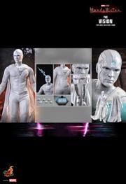 "WandaVision - The Vision 1:6 Scale 12"" Action Figure   Merchandise"