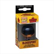 The Suicide Squad - Bloodsport Pocket Pop! Keychain | Pop Vinyl