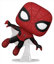 Spider-Man: No Way Home - Spider-Man Upgraded Suit Pop! Vinyl | Pop Vinyl
