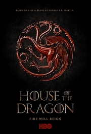 House Of The Dragon   DVD