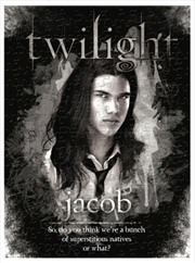 Twilight - Jigsaw Puzzle - Jacob | Merchandise