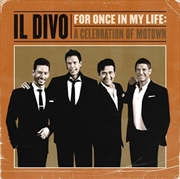 For Once In My Life - A Celebration Of  Motown | CD