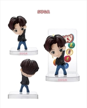 BTS - DYNAMITE SUGA Figurine | Merchandise