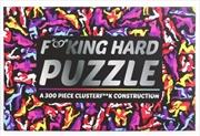 Fucking Hard 300 Piece Puzzle   Merchandise