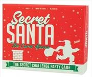 Secret Santa The Card Game | Merchandise
