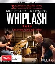 Whiplash | UHD | UHD