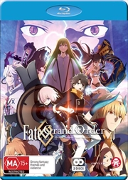 Fate/Grand Order Absolute Demonic Front - Babylonia - Part 2 - Eps 12-21 | Blu-ray