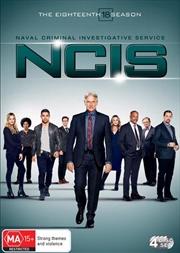 NCIS - Season 18 | DVD