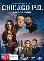 Chicago P.D. - Season 8 | DVD