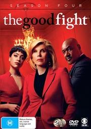 Good Fight - Season 4, The | DVD