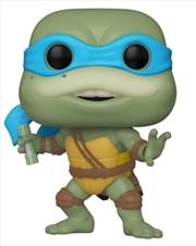 Teenage Mutant Ninja Turtles 2: Secret of the Ooze - Leonardo Pop! Vinyl | Pop Vinyl