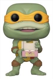 Teenage Mutant Ninja Turtles 2: Secret of the Ooze - Michelangelo Pop! Vinyl | Pop Vinyl