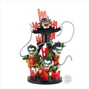 Batman - Batman Who Laughs Q-Fig Max Elite | Merchandise