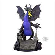 Sleeping Beauty - Maleficent Dragon Q-Fig Max Elite | Merchandise