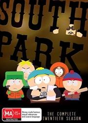 South Park - Season 20   DVD