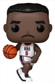 NBA: Legends - David Robinson 92 Team USA US Exclusive Pop! Vinyl [RS] | Pop Vinyl