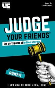 Judge Your Friends | Merchandise