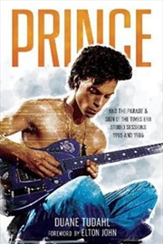 """Prince And The Parade And Sign Sign """"O"""" the Times Era Studio Session 