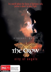 Crow - City Of Angels, The | DVD