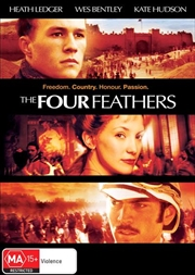 Four Feathers, The | DVD