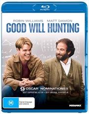 Good Will Hunting | Blu-ray