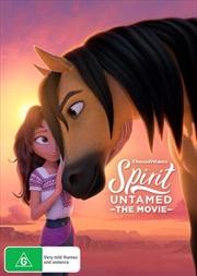 Spirit Untamed | DVD