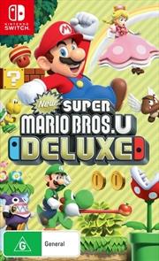 New Super Mario Bros U Deluxe | Nintendo Switch