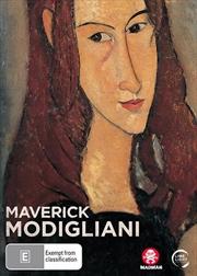 Maverick Modigliani | DVD