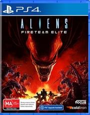 Aliens Fireteam Elite | PlayStation 4