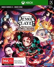 Demon Slayer Kimetsu no Yaiba The Hinokami Chronicles Launch Edition   XBox One