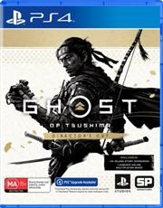 Ghost of Tsushima Directors Cut | PlayStation 4