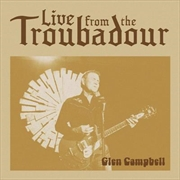 Live From The Troubadour | CD Singles