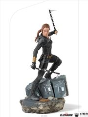 Black Widow - Natasha Romanoff 1:10 Scale Statue | Merchandise