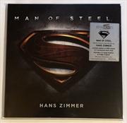 Man Of Steel   Vinyl