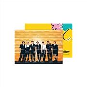 BUTTER BTS - Photo Banner Group | Merchandise