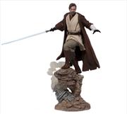 Star Wars - Obi-Wan Kenobi 1:10 Scale Statue   Merchandise
