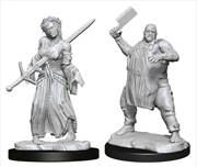Magic the Gathering - Unpainted Miniatures: Ghouls | Games